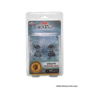 Dungeons & Dragons: Attack Wing Wraith Expansion Pack (Wave One)