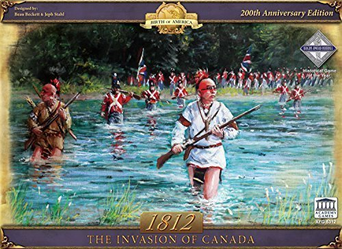 1812: The Invasion of Canada (DING/DENT-Very Light)