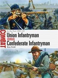 Combat: Union Infantryman vs Confederate Infantryman, Eastern Theater 1861-65