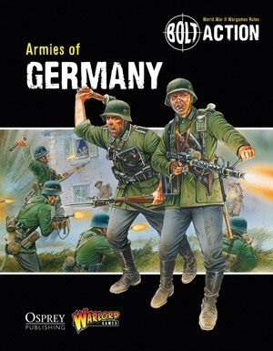 Bolt Action: Armies of Germany (1st Edition)