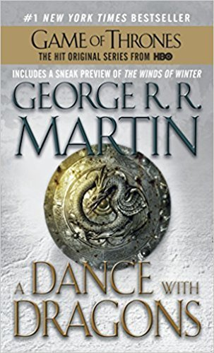 A Game of Thrones Novel - Book 5: A Dance with Dragons (PB)