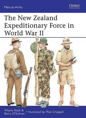 Men-at-Arms: The New Zealand Expeditionary Force in World War II
