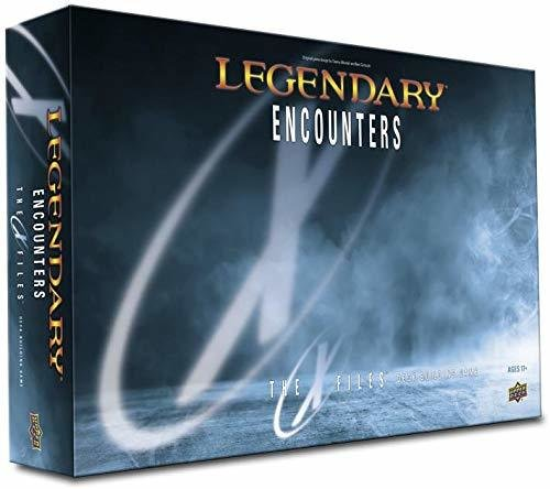 Legendary Encounters: The X-Files Deck Building Game (DING/DENT-Very Light)