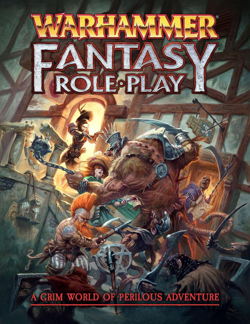 Warhammer Fantasy Roleplay Rulebook, 4th Edition