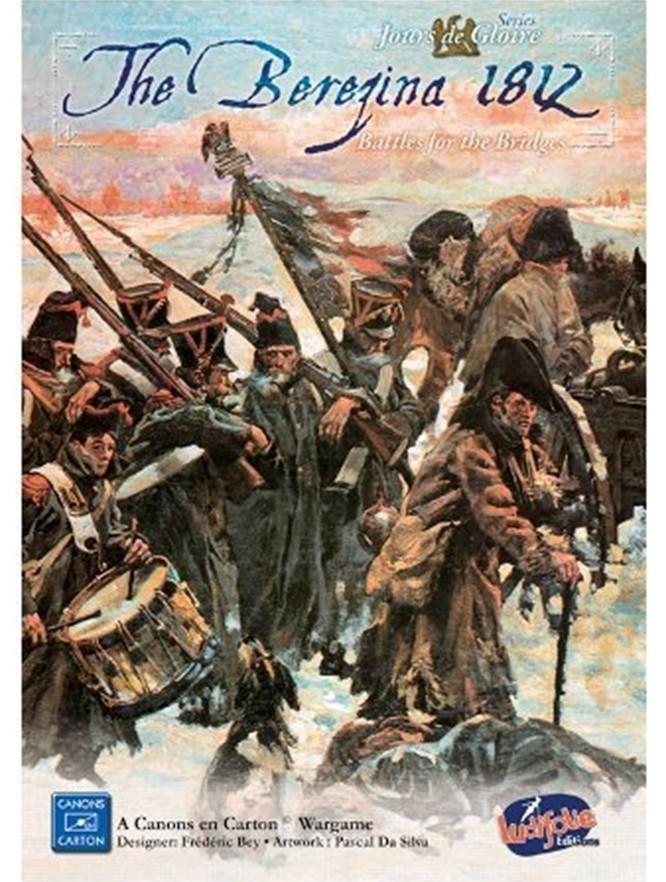 The Berezina, 1812
