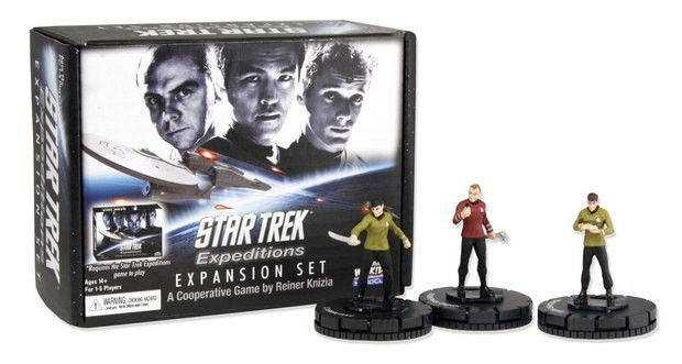 Star Trek Expeditions Expansion Set