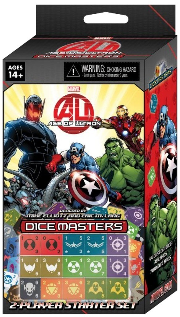 Marvel Dice Masters: Age of Ultron 2-Player Starter Set