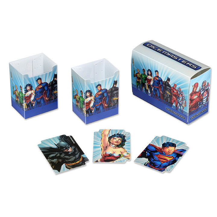 DC Comics Dice Masters: Justice League Team Box