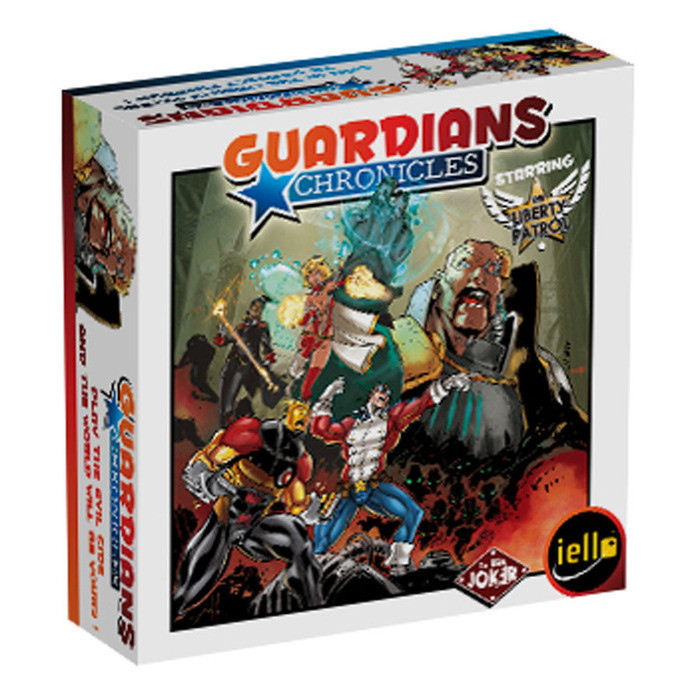 Guardians' Chronicles Episode 1: Doktor Skarov Threatens All