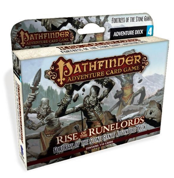 Pathfinder Adventure Card Game: Rise of the Runelords Adventure Deck 4 - Fortress of the Stone Giants