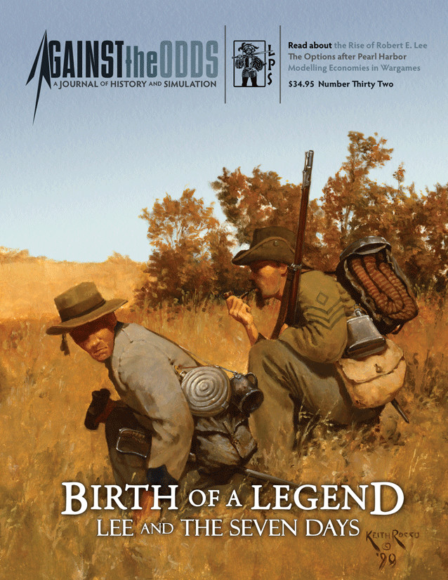 Against the Odds - V8 I4 #32: Birth of a Legend