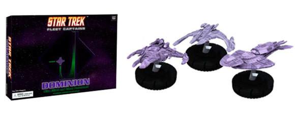 Star Trek: Fleet Captains Dominion Expansion (DING/DENT-Light)