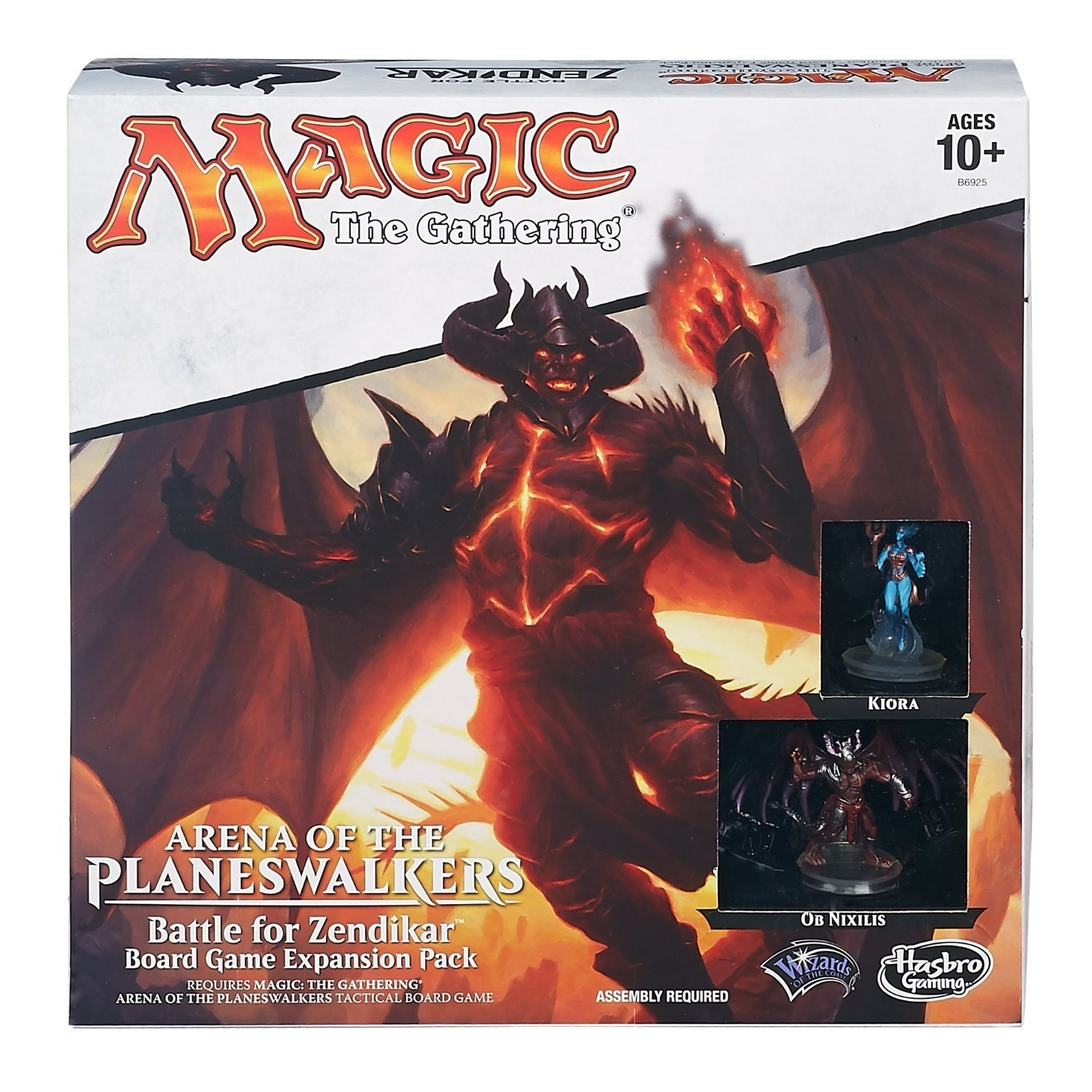 Magic: The Gathering - Arena of the Planeswalkers: Battle for Zendikar Expansion
