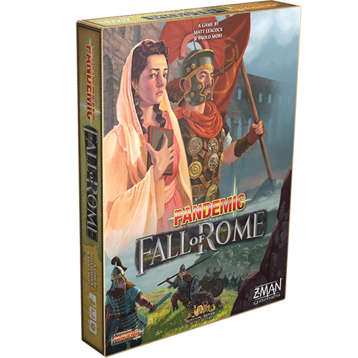 Pandemic: Fall of Rome, Limited Edition