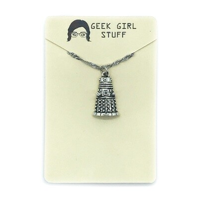 Charm Necklace - Dalek
