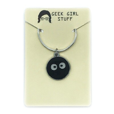 Charm Necklace - Soot sprite