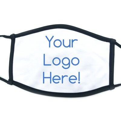 Customize your own fabric mask - large