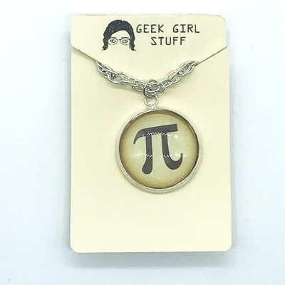 Photo Necklace - Pi