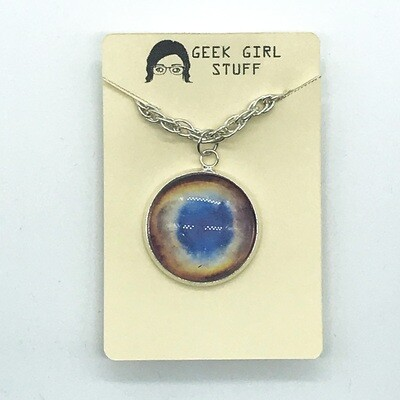 Photo Necklace - Eye Nebulae