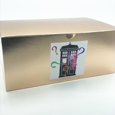 Large Dr Who Mystery Box
