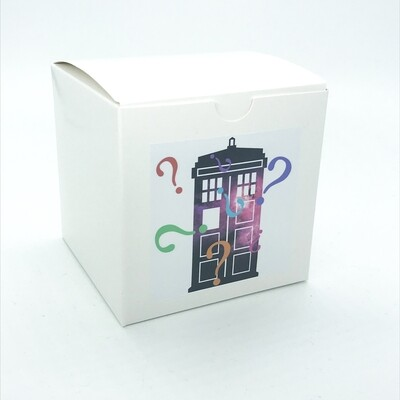 Small Dr Who Mystery Box