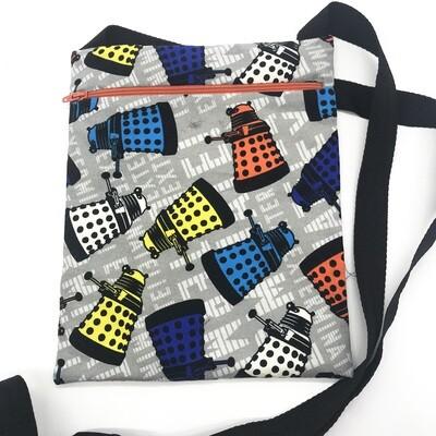 Zippered Pouch - Daleks