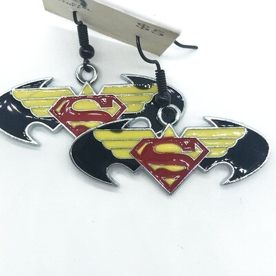 Hero league earrings
