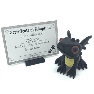 Adopt a Baby Dragon - Mystic