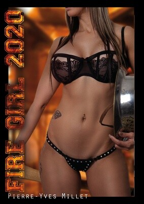Calendrier Fire Girl 2020