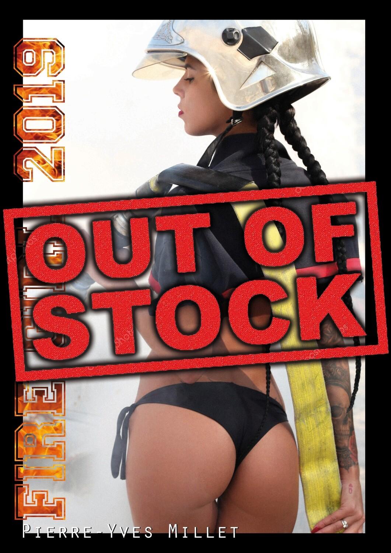 Calendrier Fire Girl 2019