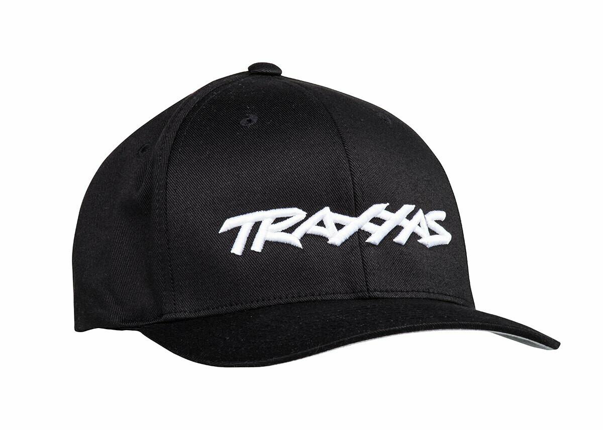 Traxxas Logo Hat Black Flexfit S/M