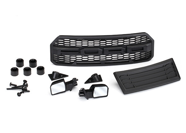 Traxxas Ford Raptor 2017 Body Accessories Kit