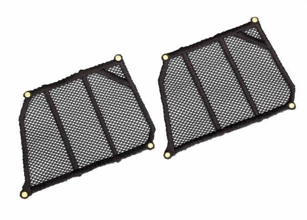 Window Nets (2)/2.5x8mm CS (8)