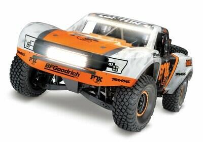 Traxxas UDR Unlimited Desert Racer Pro-Scale™ with Lights (VXL-6S/TQi/No Batt/No Chg) TRX85086-4