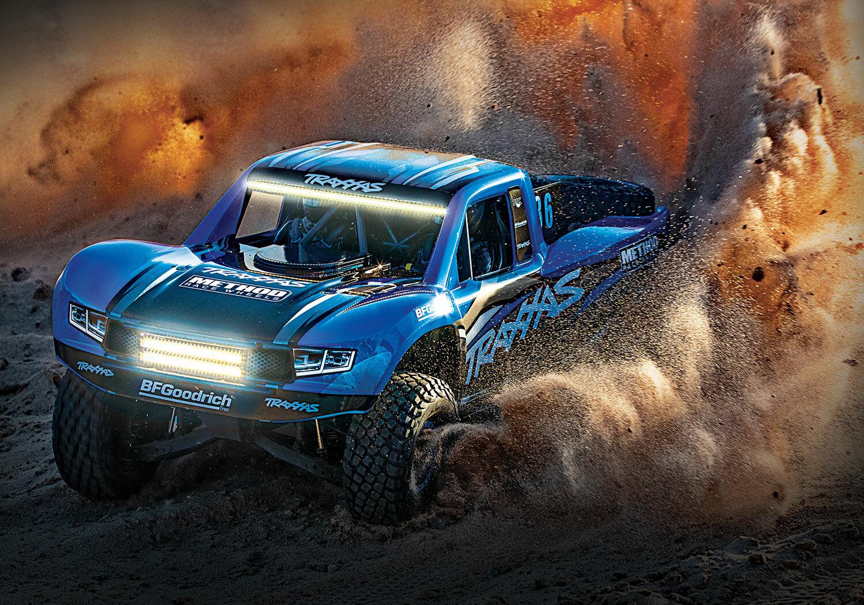 Traxxas UDR Unlimited Desert Racer Pro-Scale™ with Lights (VXL-6S/TQi/No Batt/No Chg)