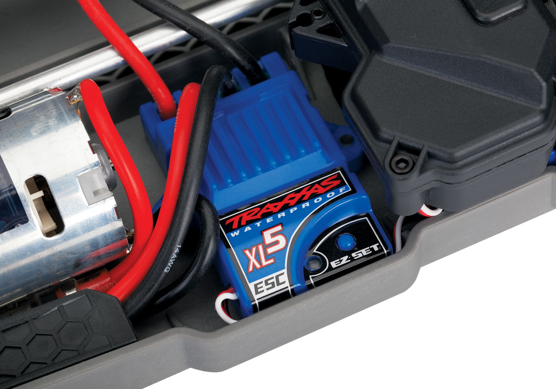Traxxas Ford Mustang GT XL-5 (TQ/No Batt/No Chg)