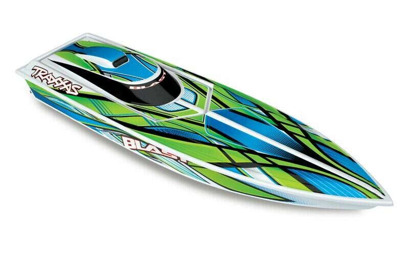 Traxxas Blast™ Race Boat (TQ/7.2V/DC Charger)