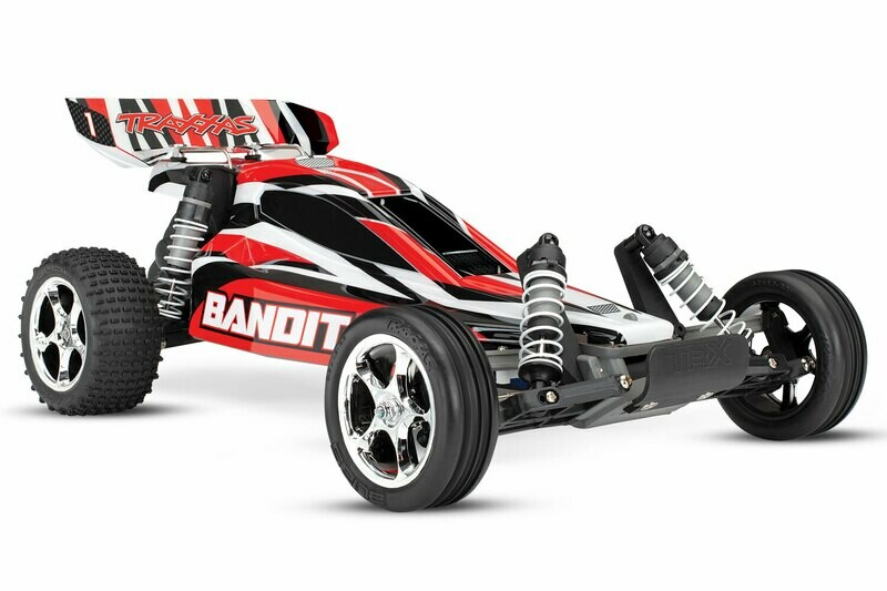 Traxxas Bandit XL-5 (2.4GHz TQ/No Battery or Charger)
