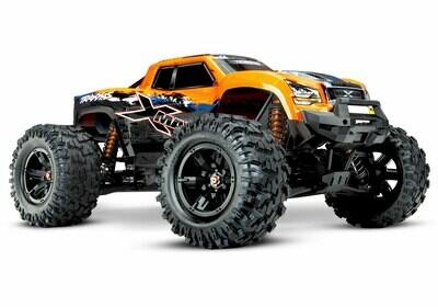 Traxxas X-Maxx 1/7 4WD 8S (VXL-8S/TQi/No Batt/No Chg) TRX77086-4