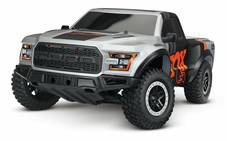 Traxxas 2017 Ford F150 Raptor XL-5 2WD (TQ/8.4V/DC Chg)