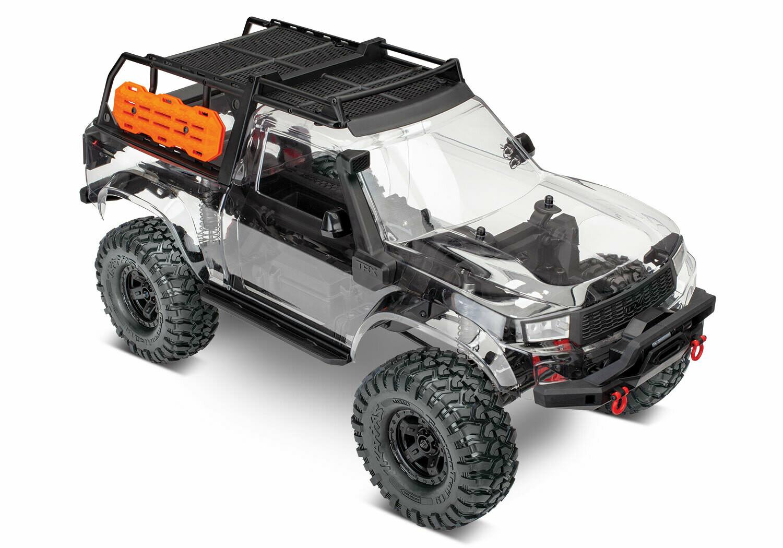 Traxxas TRX-4 Sport Assembly Kit 4WD (No Electronics)