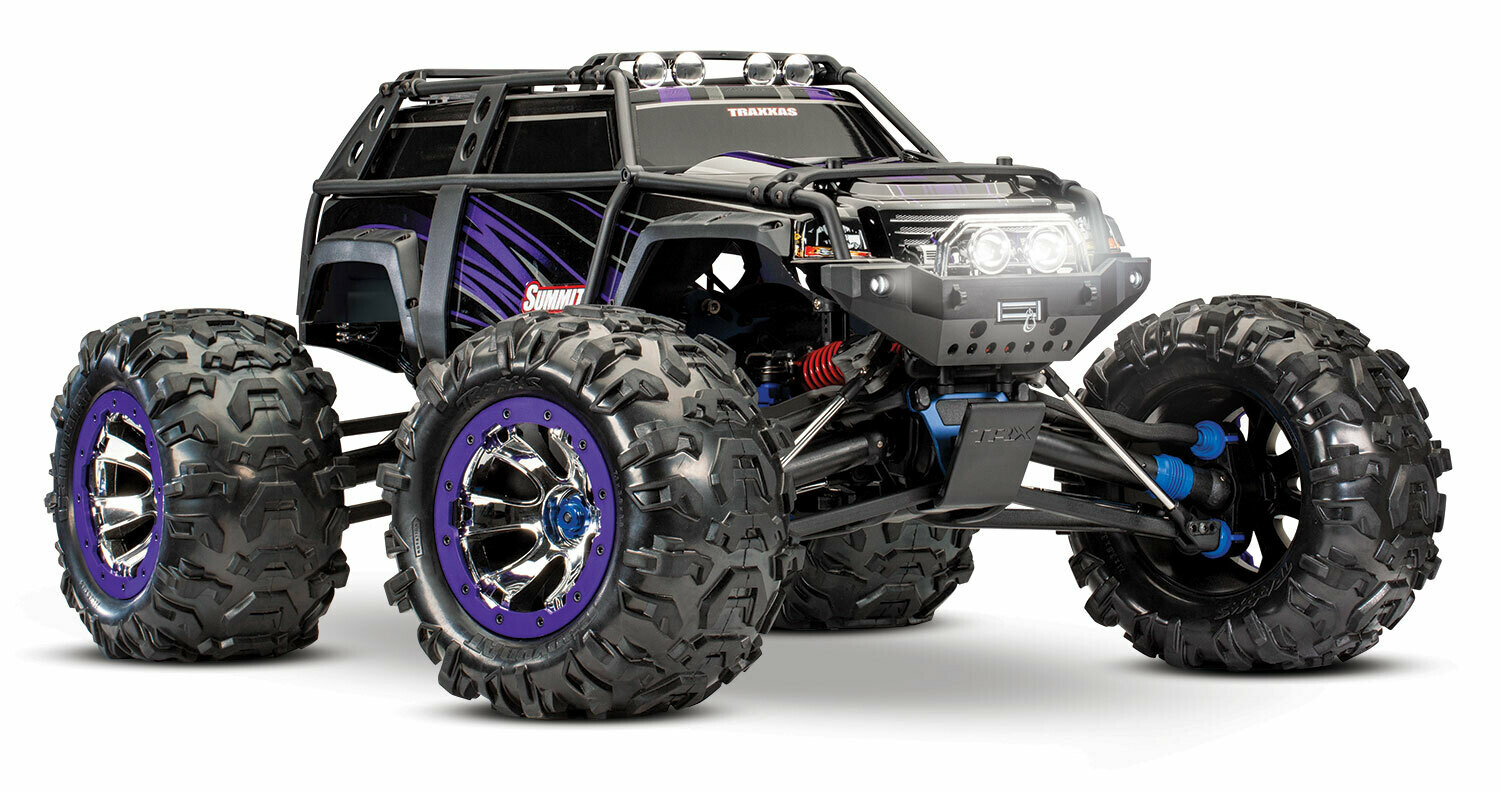 Traxxas Summit EVX-2 (TQi/No Battery or Charger)