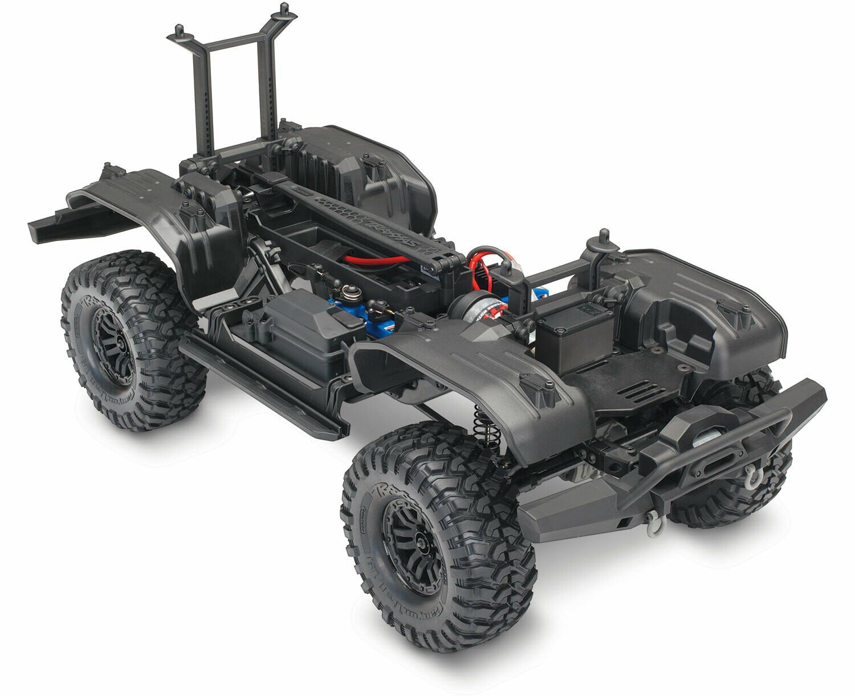 Traxxas TRX-4 Premium Chassis Kit SWB (inc TQi, ESC, Motor & Servos)