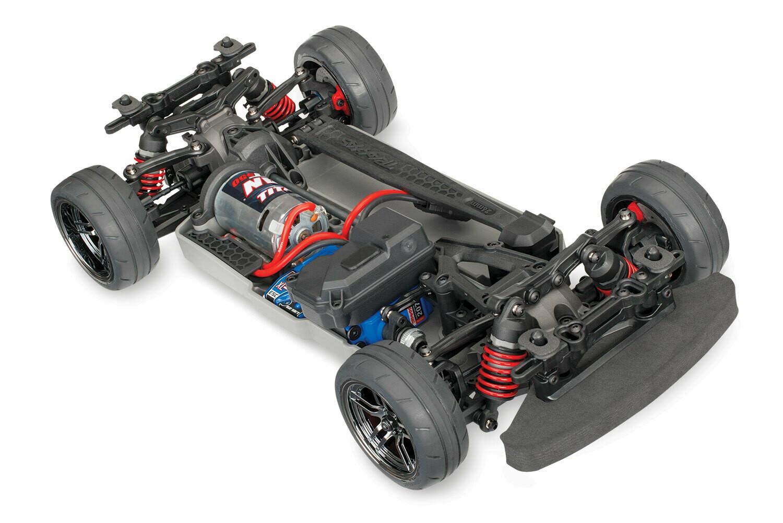 Traxxas 4-Tec 2.0 XL-5 AWD Chassis Only (TQ/No Batt/No Chg)