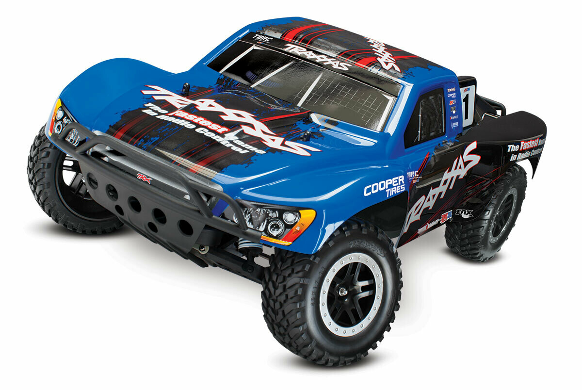 Traxxas Slash VXL Brushless 2WD TSM (TQi/No Batt or Chg)
