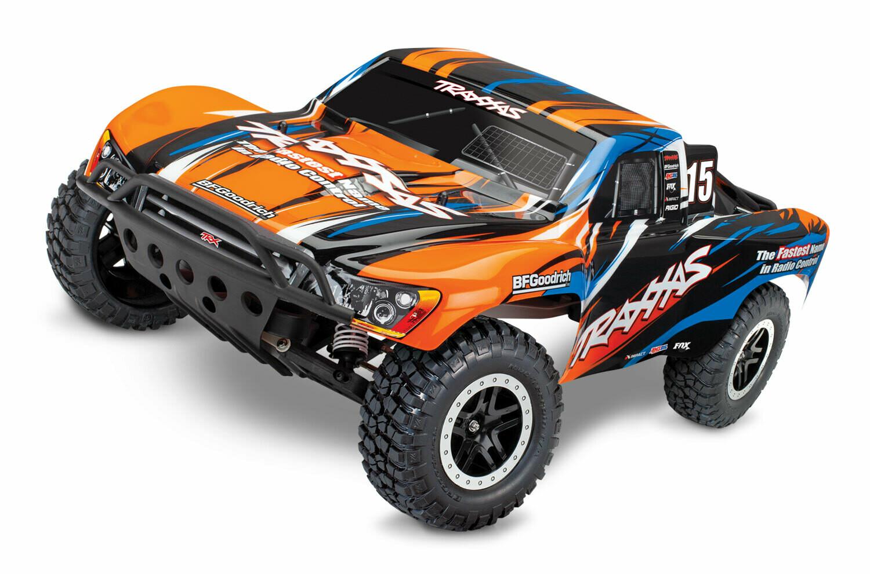 Traxxas Slash XL-5 1/10 2WD (TQ/8.4V/DC Chg)