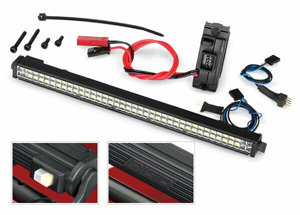 LED light bar kit (Rigid®)/power supply, TRX-4®
