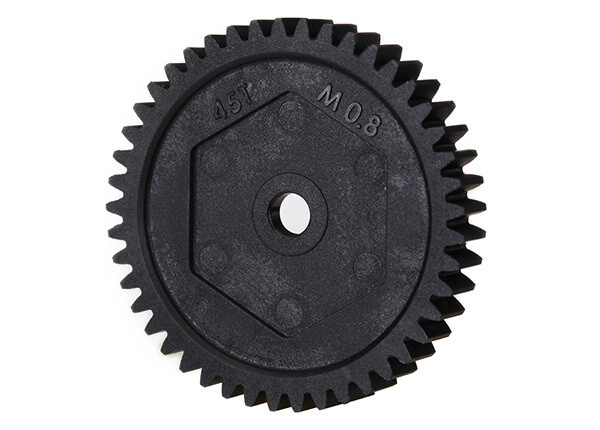 Spur gear, 45-tooth (32-pitch)