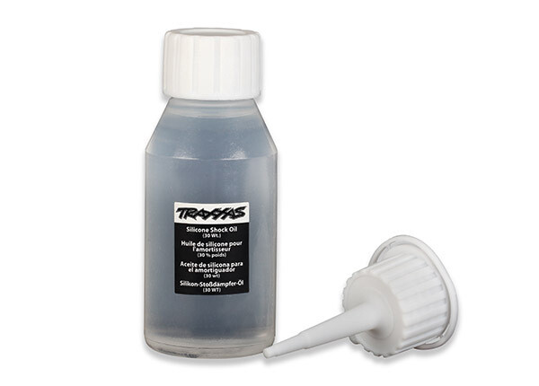 Silicone Shock Oil (30wt), 60cc