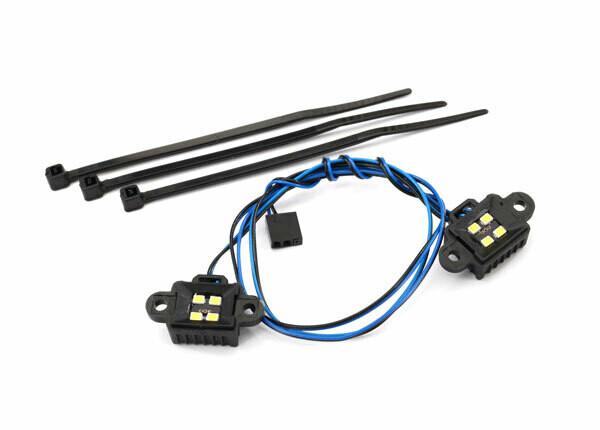 LED Light Harness, Rock Lights, TRX-6 (Requires #8026X For Complete Rock Light Set)